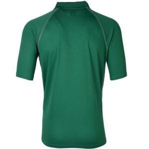 Work Uniform Breathable Polo Shirts white label