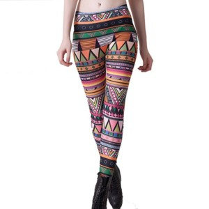 Custom Printed Leggings Wholesale