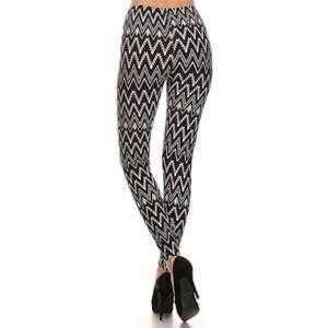 Designer Printed Leggings Wholesale