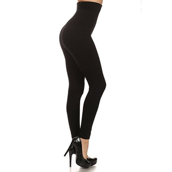 High Waist Black Leggings Manufacturer