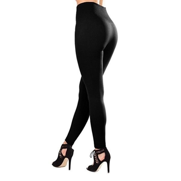 High Waist Black Leggings Distributor