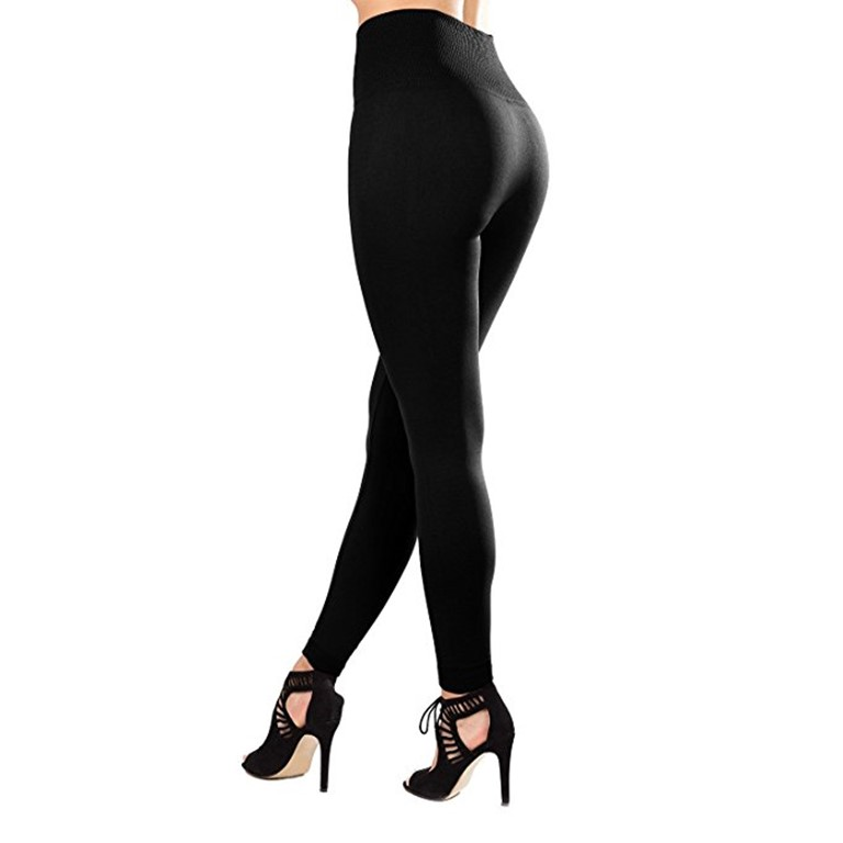 High Waist Black Leggings Distributor