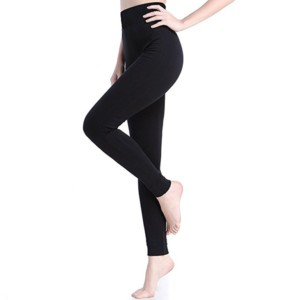 High Waist Black Leggings Manufacuturer