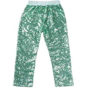 kids sequin leggings private label