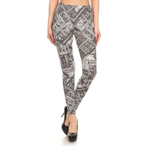 Ladies Printed Leggings Distributor