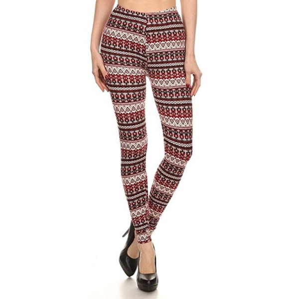 Ladies Printed Leggings Wholesaler
