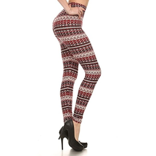 Ladies Printed Leggings Supplier