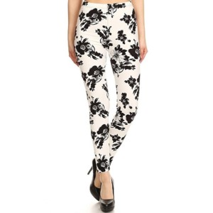 Ladies Printed Leggings Manufacturer
