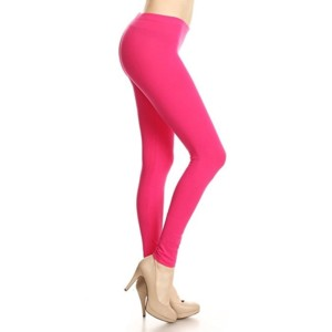 Pink Cotton Leggings Supplier