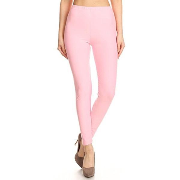 Pink Leggings For Women Supplier
