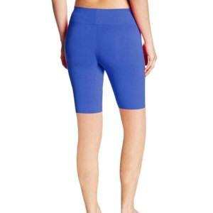 short leggings for women white label