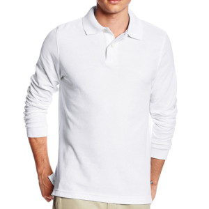 casual long sleeve polo shirt manufacturer & wholesale supplier- thygesen (1)