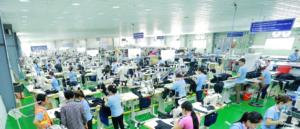 garment factory in vietnam- thygesen textile