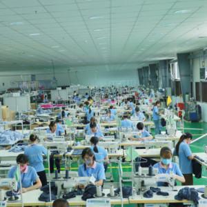 sports bra manufacturer - thygesen textile vietnam (factories)