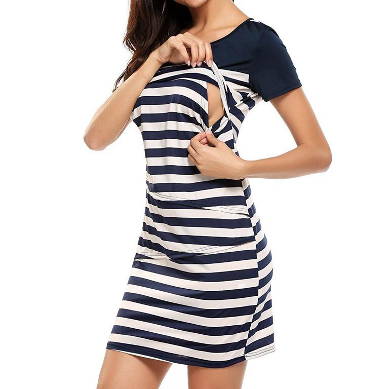 Breastfeeding Dress Manufacturer-Supplier-Thygesen Textile Vietnam (1)