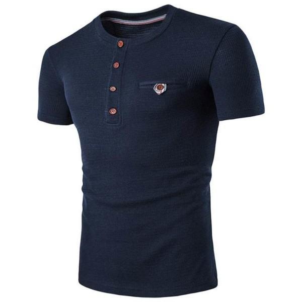 Slim Fit Polo Shirt Manufacturer-Supplier Thygesen Textile Vietnam