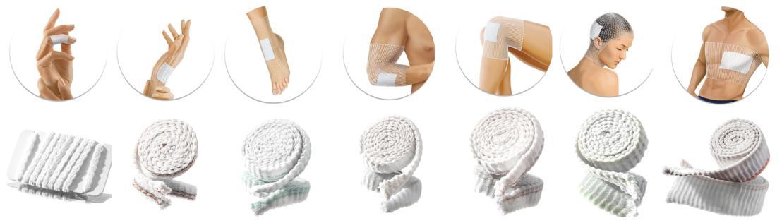 bandage manufacturer-bandage-supplier-thygesen textile vietnam