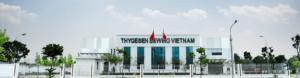 children clothing manufacturer - thygesen textile vietnam's factory