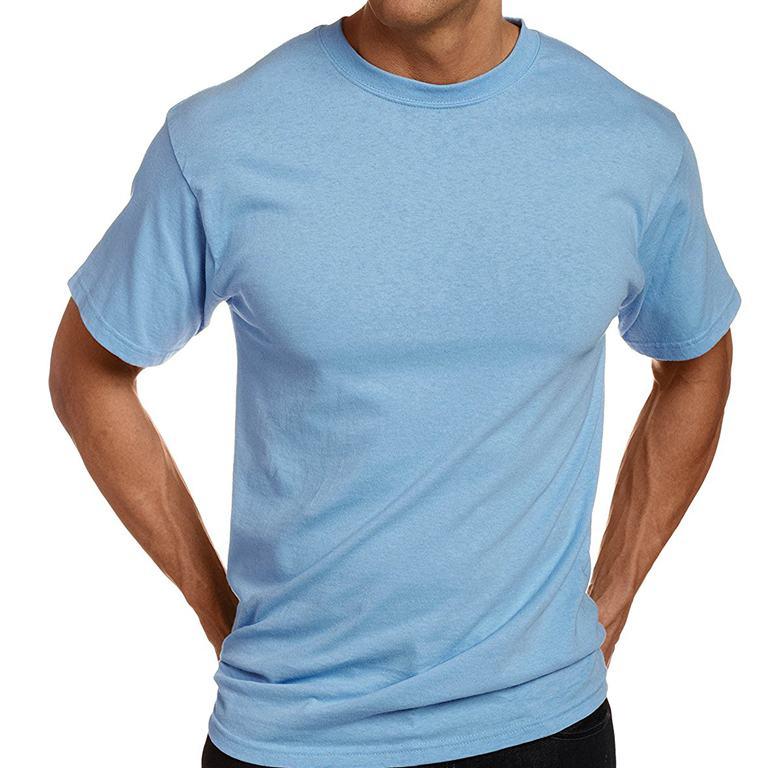 custom T-shirt manufacturer - thygesen textile vietnam -basic t-shirt