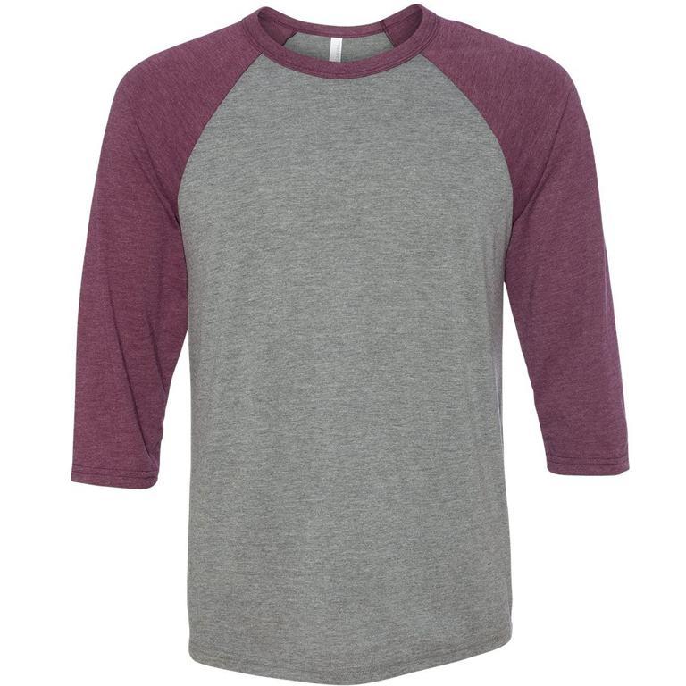 raglan t -shirt - custom T-shirt manufacturer - thygesen textile vietnam