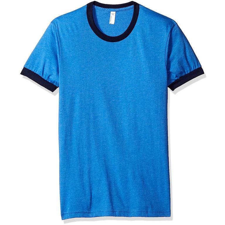 ringer t shirt - custom T-shirt manufacturer - thygesen textile vietnam