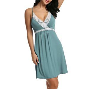 women's night dress manufacturer-supplier- thygesen textile vietnam (1)