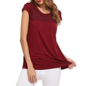 Cap Sleeve T-shirt Manufacturer-Supplier Thygesen Textile Vietnam