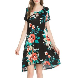 Floral Dress Manufacturer-Supplier Thygesen Textile Vietnam