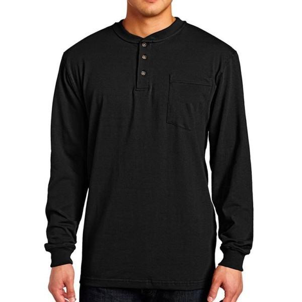 Henley T-Shirt Manufacturer-Supplier Thygesen Textile Vietnam