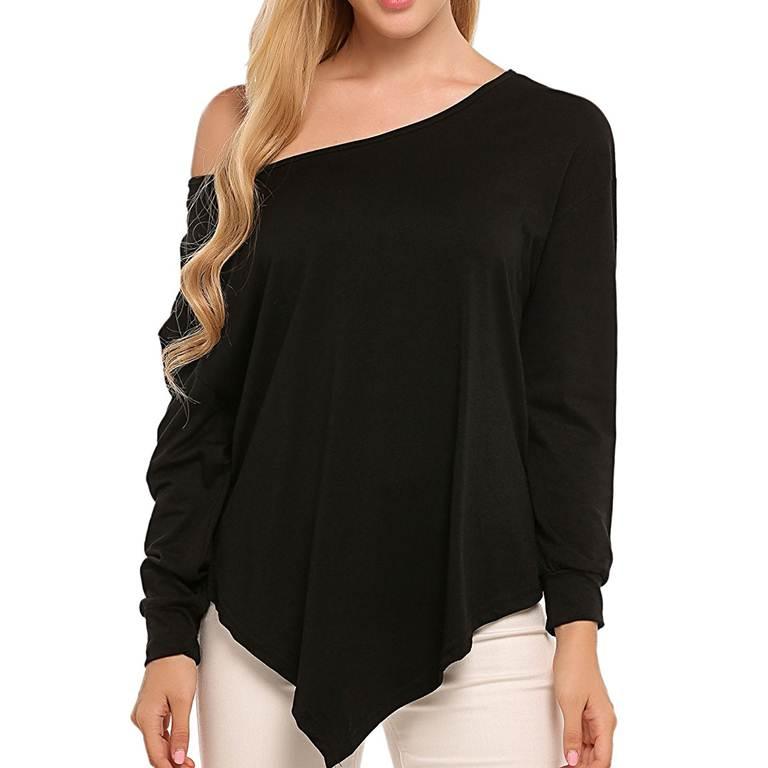 Off The Shoulder T-Shirt Manufacturer-Supplier Thygesen Textile Vietnam
