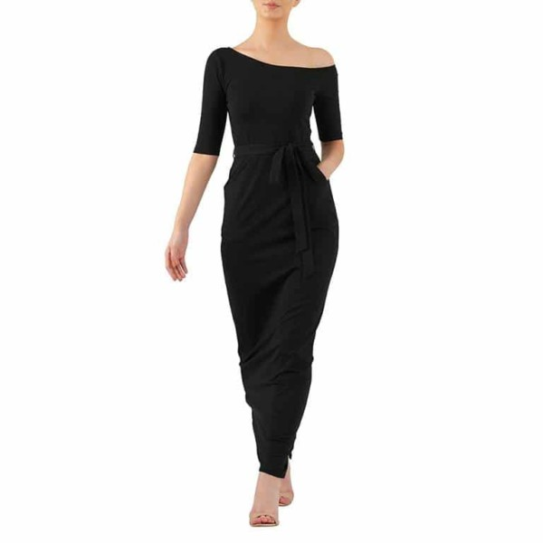 One Shoulder Dress Manufacturer-Supplier Thygesen Textile Vietnam