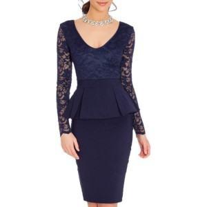 Peplum Dress Manufacturer-Supplier Thygesen Textile Vietnam
