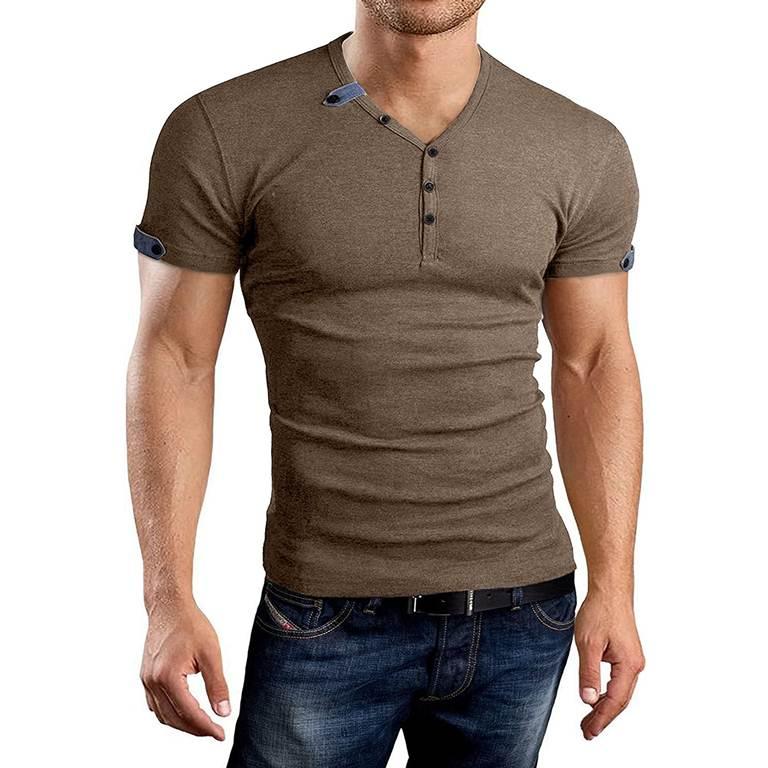 Slim Fit T Shirt Manufacturer Supplier Thygesen Textile Vn