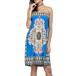 Tube Dress Manufacturer-Supplier Thygesen Textile Vietnam