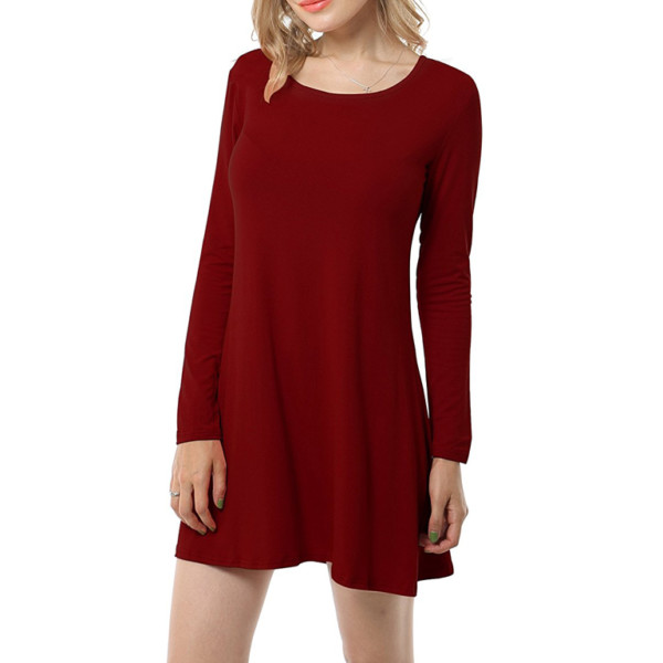 round-neck-dress-manufacturer-supplier-thygesen-textile-vietnam-casual-fashion (6)