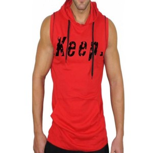Men Hooded Tank Top Manufacturer-Supplier Thygesen Textile Vietnam