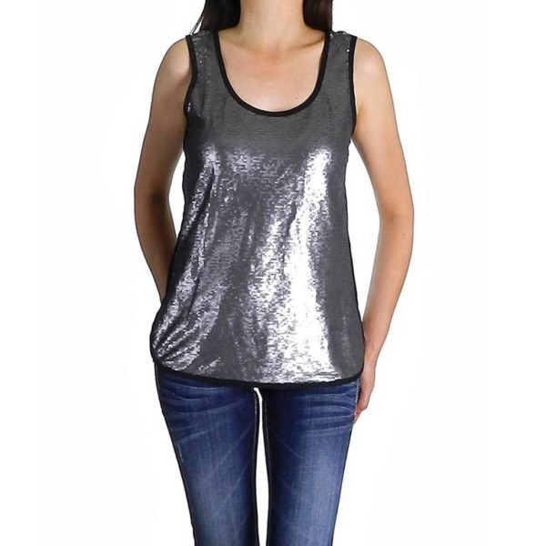Sequin Tank Top Manufacturer-Supplier Thygesen Textile Vietnam