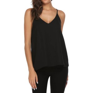 V Neck Tank Top Manufacturer-Supplier Thygesen Textile Vietnam