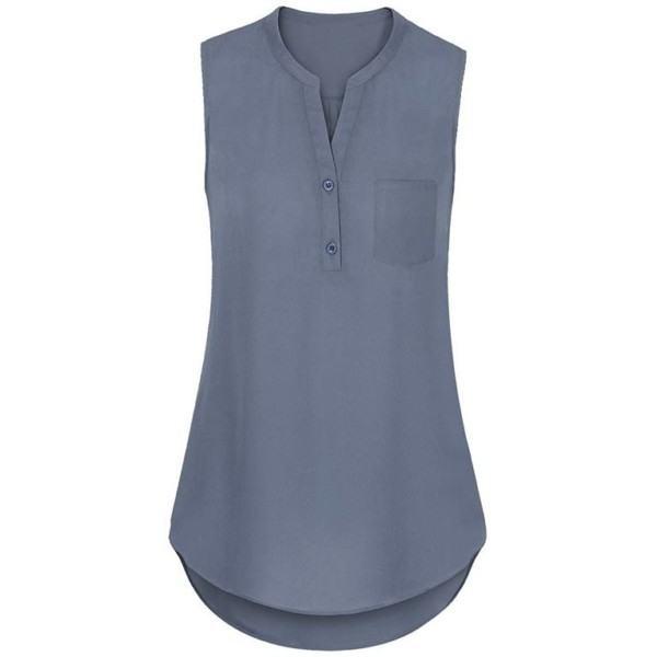 Women Henley Tank Top Manufacturer-Supplier Thygesen Textile Vietnam