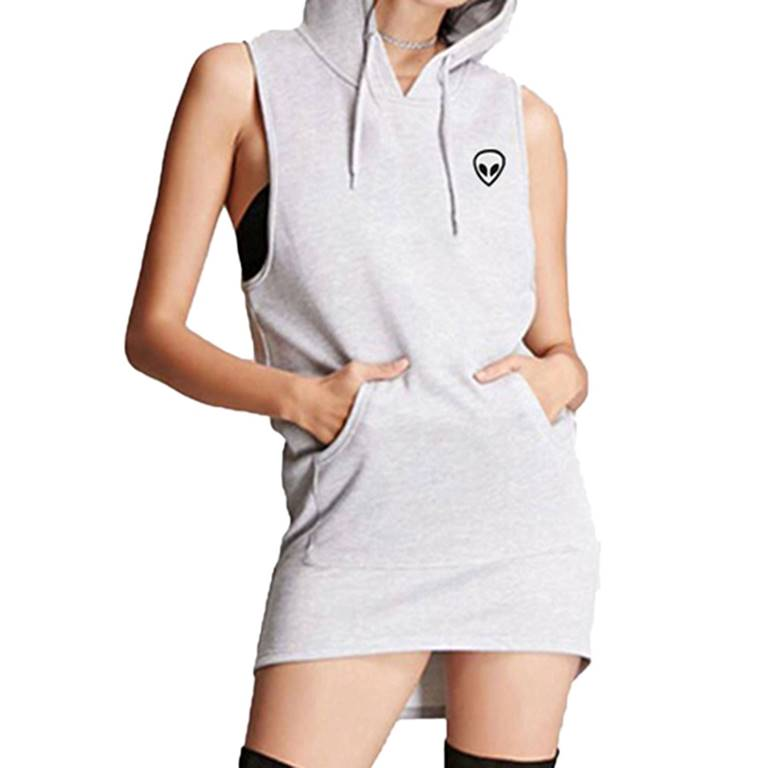 Women Hooded Tank Top Manufacturer-Supplier Thygesen Textile Vietnam