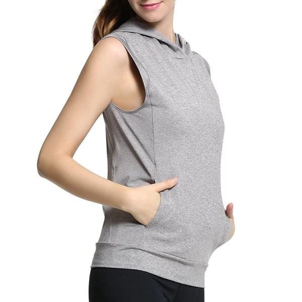 Women Hooded Tank Top Manufacturer-Supplier Thygesen Textile Vietnam