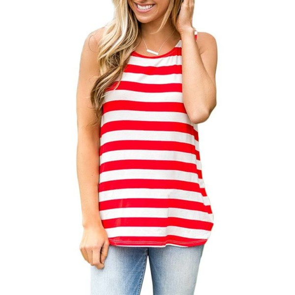 Women Striped Tank Top Manufacturer-Supplier Thygesen Textile Vietnam