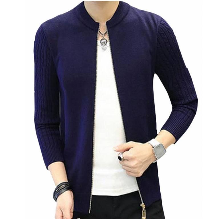 Zipped Cardigan Manufacturer-Supplier Thygesen Textile Vietnam