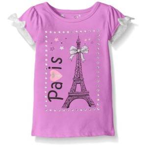 Girls Short Sleeve T-Shirt Manufacturer-Supplier Thygesen Textile Vietnam