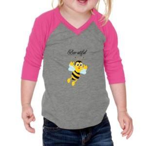 Girls V Neck T-Shirt Manufacturer-Supplier Thygesen Textile Vietnam