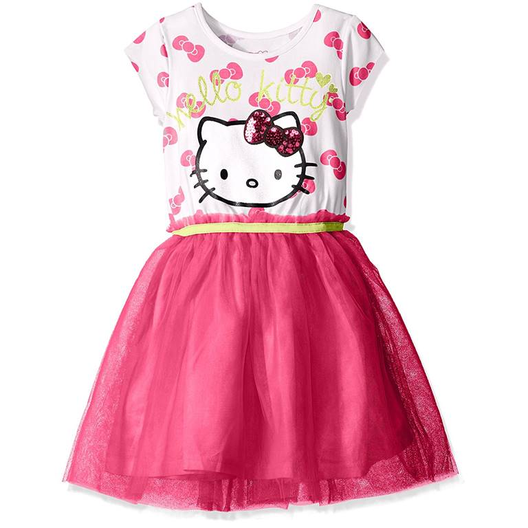 Hello Kitty Dress Manufacturer-Supplier Thygesen Textile Vietnam