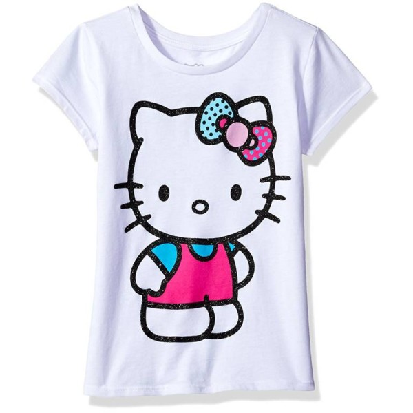 Hello kitty t shirt manufacturer t shirt supplier in vietnam for Hello kitty t shirt design