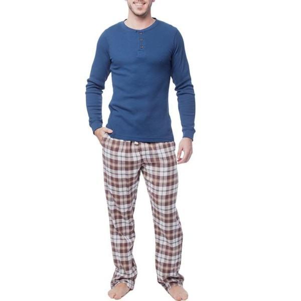 Men Crew Neck Pajama Manufacturer-Supplier Thygesen Textile Vietnam