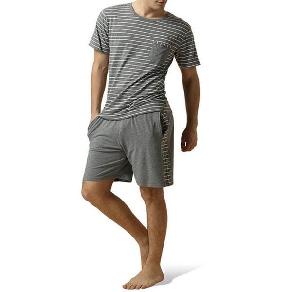 Men Striped Pajama Manufacturer-Supplier Thygesen Textile Vietnam