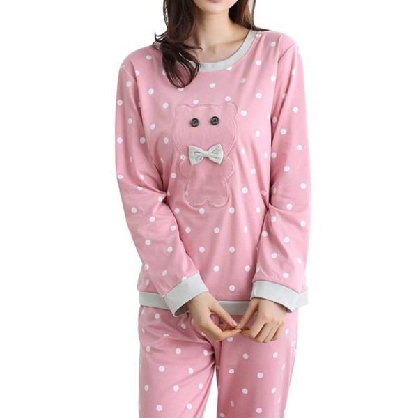 Polka Dot Pajama Manufacturer-Supplier Thygesen Textile Vietnam